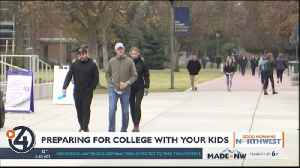 How to prepare your kids for the financial stress of college [Video]