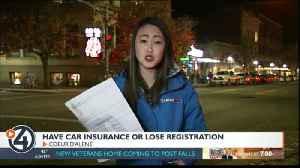 Idaho DMV says 'Get car insurance or lose your registration'
