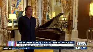 Wynn files motion to dismiss complaint [Video]