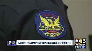 School resource officers get more training on mental health [Video]