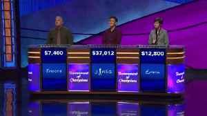 Michael Avenatti unknown on Jeopardy [Video]