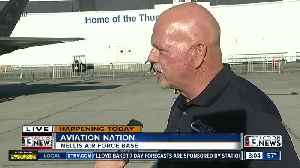 Aviation Nation opens today at NAFB [Video]
