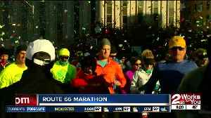 A preview of the Route 66 Marathon in Tulsa [Video]