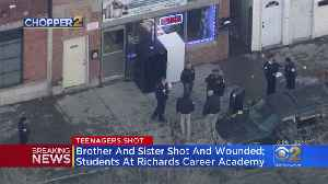 Two Teenagers Shot In Back Of The Yards, One Critically Injured [Video]