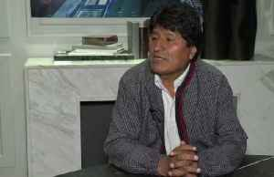 'No problem' if vote proceeds without me- Bolivia's Morales [Video]