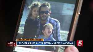 Father killed in market shooting hits hard for Kurdish community [Video]