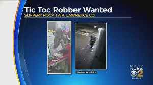 State Police Looking For Armed Robber In Slippery Rock Convenience Store Hold-Up [Video]