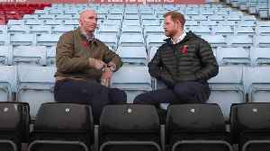 Duke of Sussex and Gareth Thomas unite to promote HIV testing [Video]