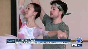 Colorado Ballet turns to GoFundMe to help pay for new Nutcracker costumes [Video]