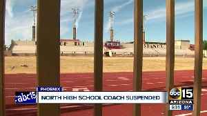 North High School football coach on leave during investigation [Video]