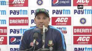 Bangladesh needs structural changes to progress in Test cricket Russell [Video]
