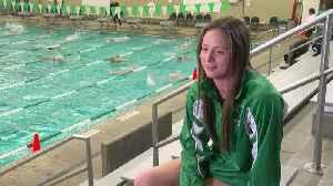 Meet 'Daredevil' Edina Diver Megan Phillip [Video]