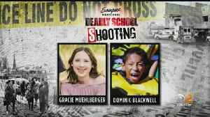 15-Year-Old Gracie Anne Muehlberger, 14-Year-Old Dominic Blackwell ID'd As Saugus High School Shooting Victims [Video]