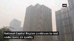 News video: AQI remains under severe category in NCR