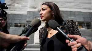 Alexandria Ocasio-Cortez Defends Taylor Swift In Music Fight