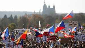 Andrej Babis: At least 200,000 protest in Prague against Czech PM [Video]