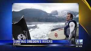 River surfer's invention making waves in Oregon [Video]