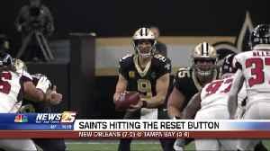Saints hitting reset button [Video]