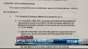 Kavars appeals sentence [Video]