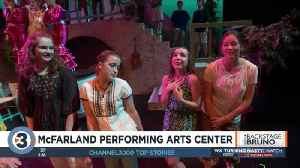 Backstage with Bruno: McFarland Performing Arts Center [Video]