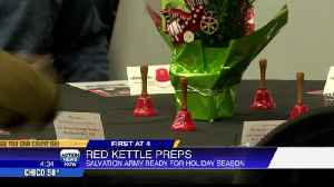 Bells will be ringing: Salvation Army kicks off Red Kettle Campaign in Chico [Video]