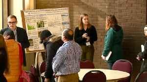 Undergrad research showcased at Viterbo [Video]