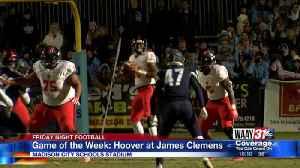 Friday Night Football: Round 2 of Playoffs 1 [Video]