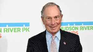 Michael Bloomberg Unsure If Running For President For Launching Ad Campaign Against Trump [Video]