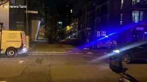 London teenager stabbed in Woodberry Grove, Hackney [Video]