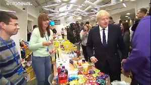 Boris Johnson extends poll lead in UK general election campaign [Video]