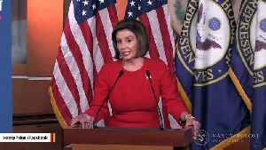 Pelosi To Trump: 'You're In My Wheelhouse When You Come After Whistleblower' [Video]