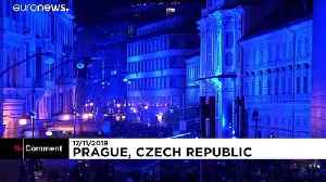 This Sunday the Czech Republic celebrated the 30th anniversary of the Velvet Revolution [Video]