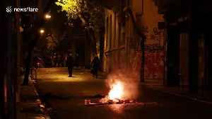 Clashes as Greece marks anniversary of 1973 student uprising [Video]