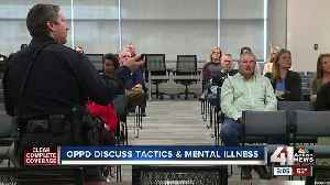 Overland Park Police Department hosts mental health symposium [Video]
