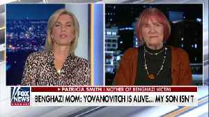 Sean Smith's mother talks about Marie Yovanovitch's testimony [Video]