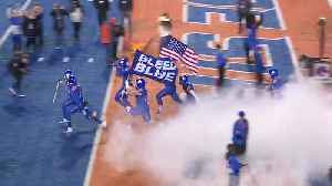 Boise State thumps New Mexico despite starting their 3rd different quarterback this season [Video]