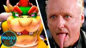 Top 10 Times Actors FAILED Playing Video Game Characters [Video]