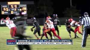 Football Night in South Florida: Regional Semifinals (11-15-2019) [Video]