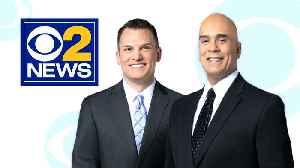 News video: CBS 2 top headline news