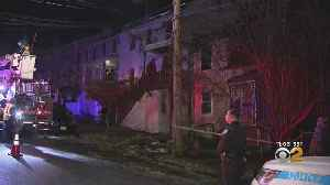 2 Injured In Stabbing, Fire On Staten Island [Video]