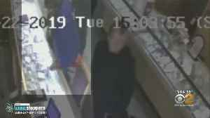 Police Release Video Of Jewelry Store Robbers [Video]