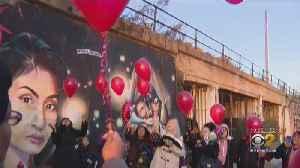 Balloon Release Honors Slain Mother Marlen Ochoa On Her 20th Birthday [Video]