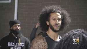 Kapernick Showcases Skills For ANFK Teams In Atlanta [Video]