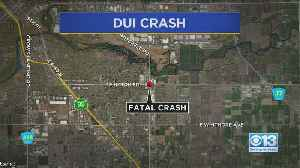 1 Dead, 3 Injured in Three-Car Collision In Ceres [Video]