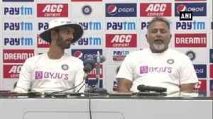 Consistent hungriness key to remain no. 1 cricket team in world Indian Bowling Coach [Video]
