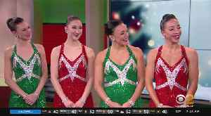 Kicking Off The Holiday Season With The Radio City Rockettes [Video]