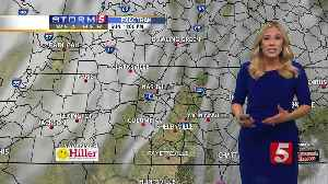 Heather's morning forecast: Sunday, November 17, 2019 [Video]