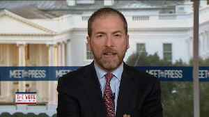NBC's Chuck Todd discusses a new project in Milwaukee County focused on 2020 voters [Video]
