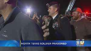 North Texas Soldier Pardoned After Serving 6 Years In Prison For 2nd Degree Murder [Video]