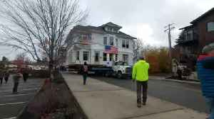 J.C. White House move [Video]